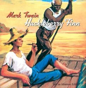 Huckleberry Finn (lydbok) av Mark Twain