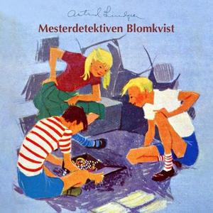Mesterdetektiven Blomkvist (lydbok) av Astrid