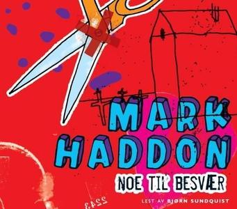 Noe til besvær (lydbok) av Mark Haddon