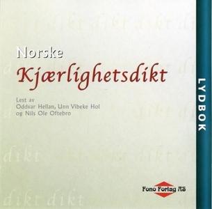 Norske kjærlighetsdikt (lydbok) av