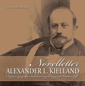 Novelletter (lydbok) av Alexander L. Kielland