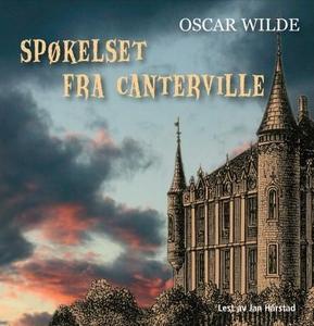 Spøkelset fra Canterville (lydbok) av Oscar W