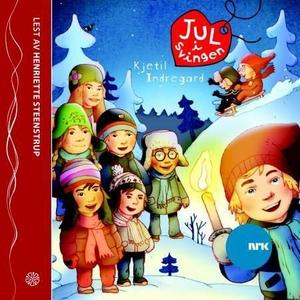 Jul i Svingen (lydbok) av Eldrid Johansen, NR