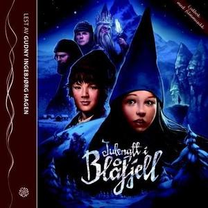 Julenatt i Blåfjell (lydbok) av Gudny Ingebjø