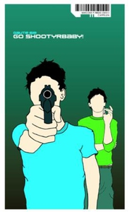 Go shootyrbaby! (ebok) av Gaute Bie