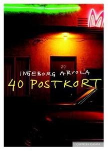 40 postkort (ebok) av Ingeborg Arvola