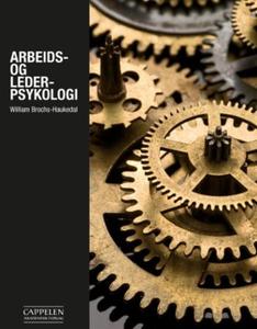 Arbeids- og lederpsykologi (ebok) av William