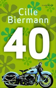 40 (ebok) av Cille Biermann