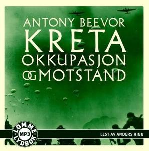 Kreta (lydbok) av Antony Beevor