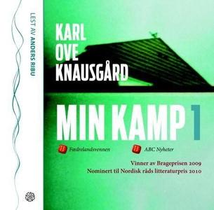 Min kamp 1 (lydbok) av Karl Ove Knausgård