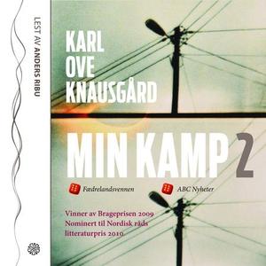 Min kamp 2 (lydbok) av Karl Ove Knausgård