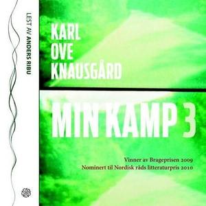 Min kamp 3 (lydbok) av Karl Ove Knausgård