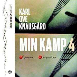 Min kamp 4 (lydbok) av Karl Ove Knausgård