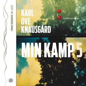 Min kamp 5 (lydbok) av Karl Ove Knausgård