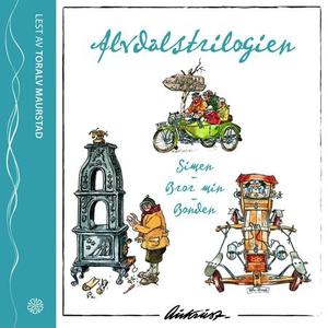 Alvdalstrilogien (lydbok) av Kjell Aukrust