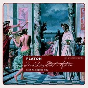 Drikkegildet i Athen (lydbok) av Platon