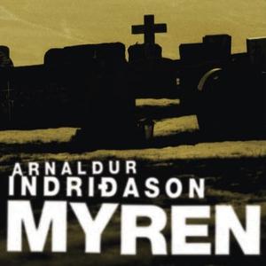 Myren (lydbok) av Arnaldur Indriðason, Indrid