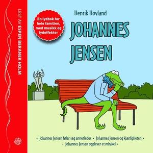 Johannes Jensen (lydbok) av Henrik Hovland