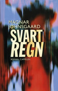 Svart regn (ebok) av Magnar Johnsgaard