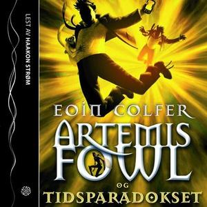 Artemis Fowl og tidsparadokset (lydbok) av Eo