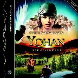 Yohan barnevandrer (lydbok) av Grete Salomons