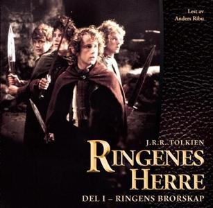 Ringenes herre 1 (lydbok) av J.R.R. Tolkien