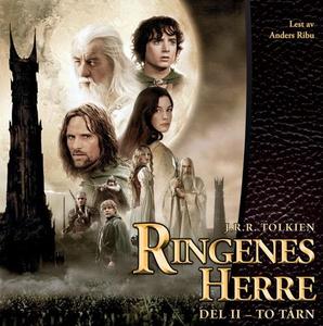 Ringenes herre II (lydbok) av J.R.R. Tolkien