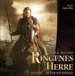 Ringenes herre III (lydbok) av J.R.R. Tolkien
