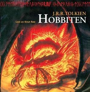 Hobbiten (lydbok) av J.R.R. Tolkien