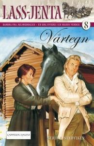 Vårtegn (ebok) av Berit Elisabeth Sandviken