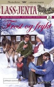 Frost og frykt (ebok) av Berit Elisabeth Sand