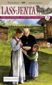Marthine (ebok) av Berit Elisabeth Sandviken