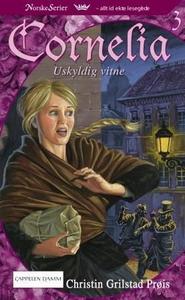 Uskyldig vitne (ebok) av Christin Grilstad Pr
