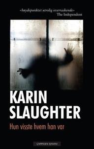 Hun visste hvem han var (ebok) av Karin Slaug