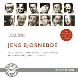 Jens Bjørneboe (lydbok) av Tore Rem