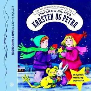 Vinter og jul med Karsten og Petra (lydbok) a