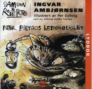 Pater Pietros hemmelighet (lydbok) av Ingvar