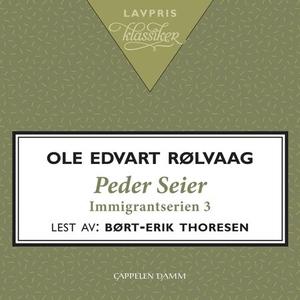 Peder Seier (lydbok) av Ole Edvart Rølvaag