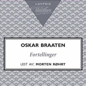 Fortellinger (lydbok) av Oskar Braaten
