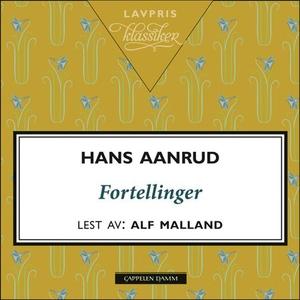 Fortellinger (lydbok) av Hans Aanrud