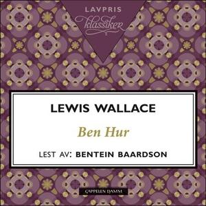 Ben Hur (lydbok) av Lewis Wallace