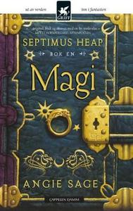 Magi (ebok) av Angie Sage