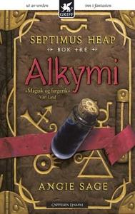 Alkymi (ebok) av Angie Sage