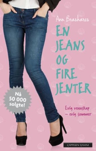 En jeans og fire jenter (ebok) av Ann Brashar