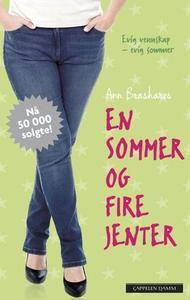 En sommer og fire jenter (ebok) av Ann Brasha