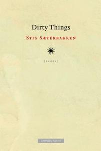 Dirty things (ebok) av Stig Sæterbakken