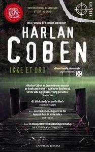 Ikke et ord (ebok) av Harlan Coben