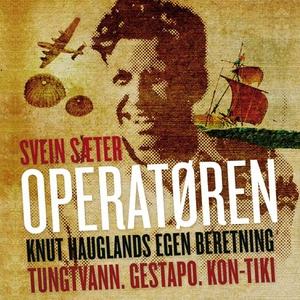 Operatøren (lydbok) av Knut Haugland