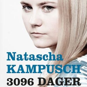 3096 dager (lydbok) av Natascha Kampusch