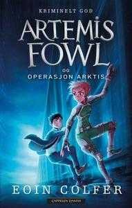 Artemis Fowl (ebok) av Eoin Colfer